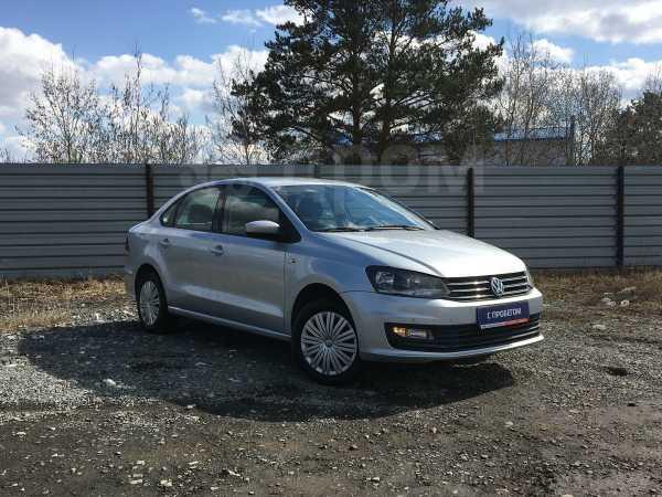 Volkswagen Polo, 2016 год, 619 000 руб.