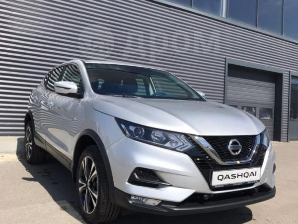 Nissan Qashqai, 2020 год, 1 576 000 руб.
