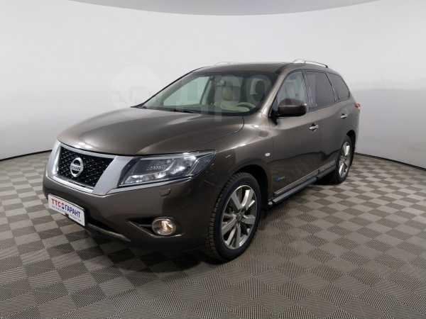 Nissan Pathfinder, 2014 год, 1 241 000 руб.