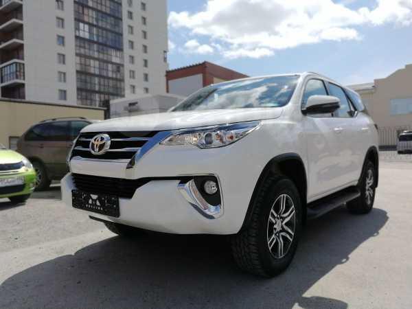 Toyota Fortuner, 2019 год, 2 476 000 руб.