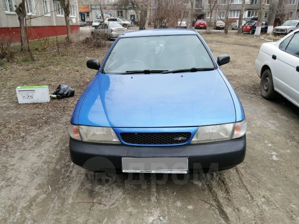 Nissan Lucino, 1997 год, 85 000 руб.