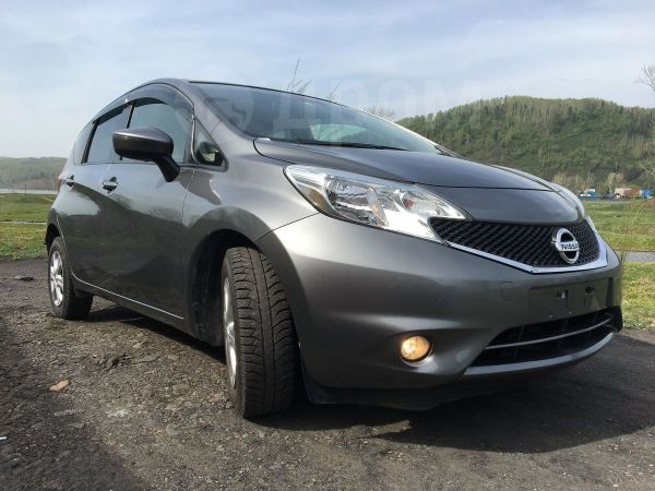 Nissan Note, 2016 год, 570 000 руб.