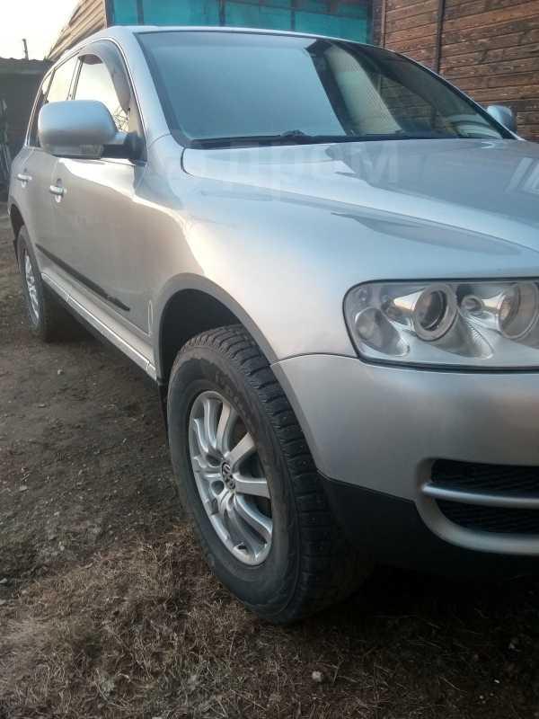 Volkswagen Touareg, 2003 год, 600 000 руб.
