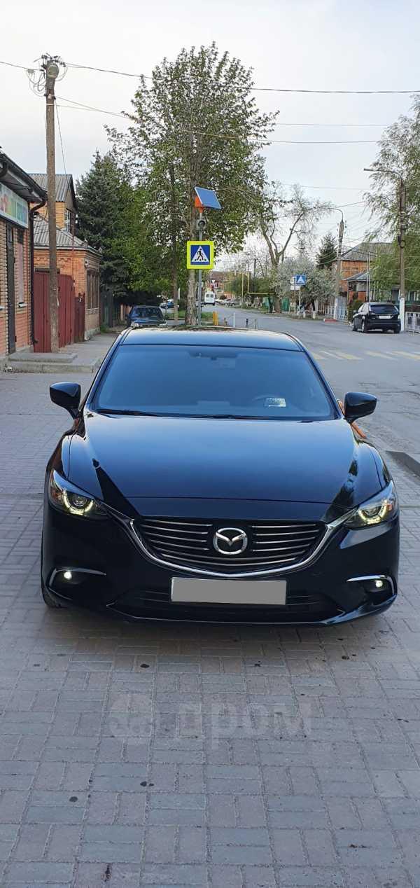Mazda Mazda6, 2018 год, 1 299 000 руб.
