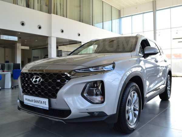 Hyundai Santa Fe, 2019 год, 2 574 000 руб.