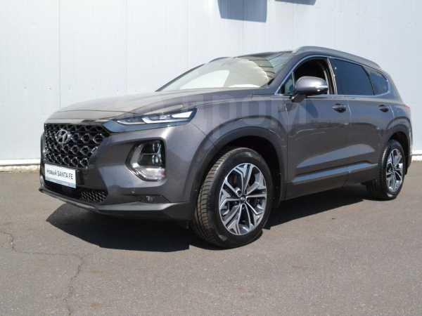 Hyundai Santa Fe, 2019 год, 2 844 000 руб.