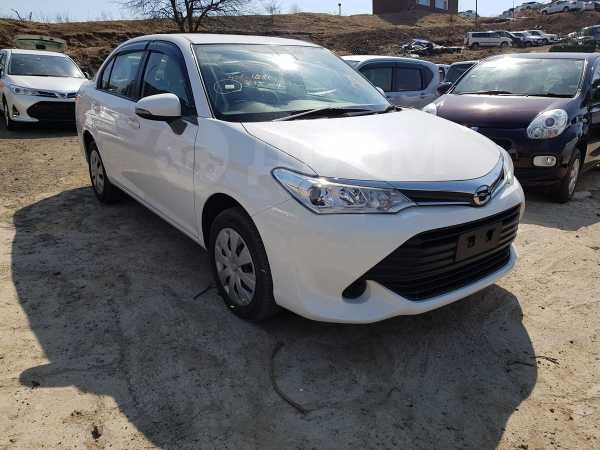 Toyota Corolla Axio, 2017 год, 695 000 руб.
