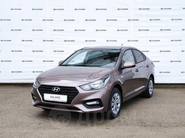 Hyundai Solaris, 2020 год, 906 000 руб.