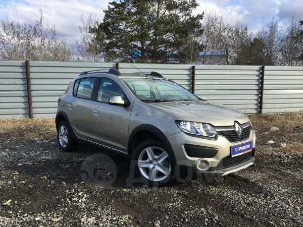 Renault Sandero Stepway, 2015 год, 579 000 руб.