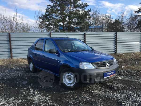 Renault Logan, 2008 год, 215 000 руб.
