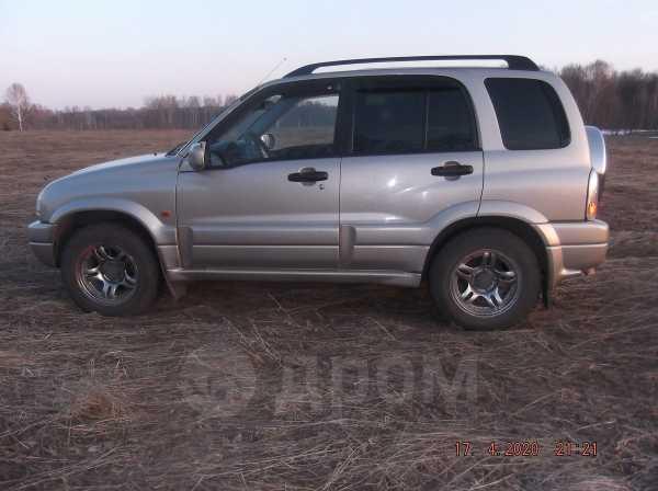 Suzuki Grand Vitara, 2004 год, 487 000 руб.