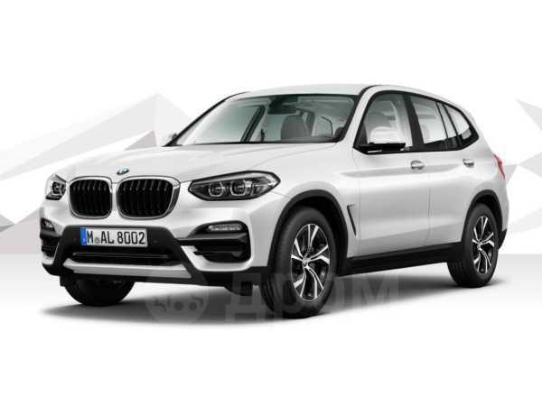 BMW X3, 2020 год, 3 244 425 руб.