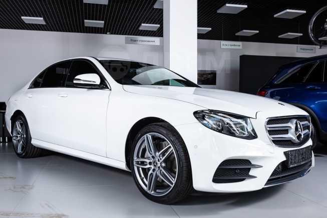Mercedes-Benz E-Class, 2019 год, 3 820 000 руб.