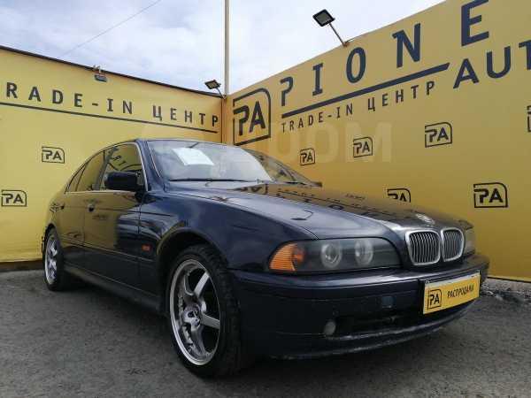 BMW 5-Series, 2001 год, 328 000 руб.
