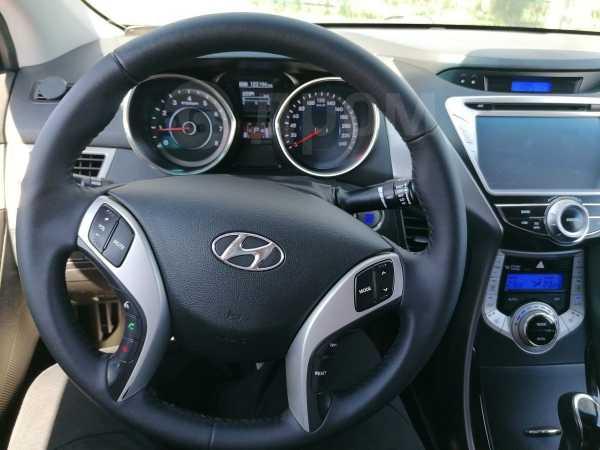 Hyundai Avante, 2012 год, 610 000 руб.