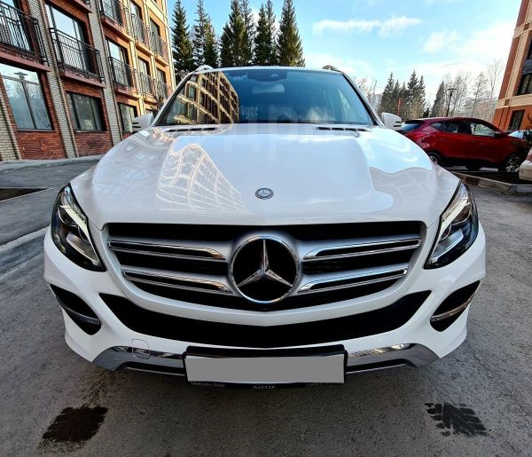 Mercedes-Benz GLE, 2016 год, 3 035 000 руб.