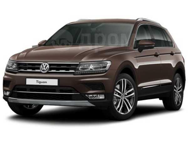 Volkswagen Tiguan, 2020 год, 1 557 500 руб.