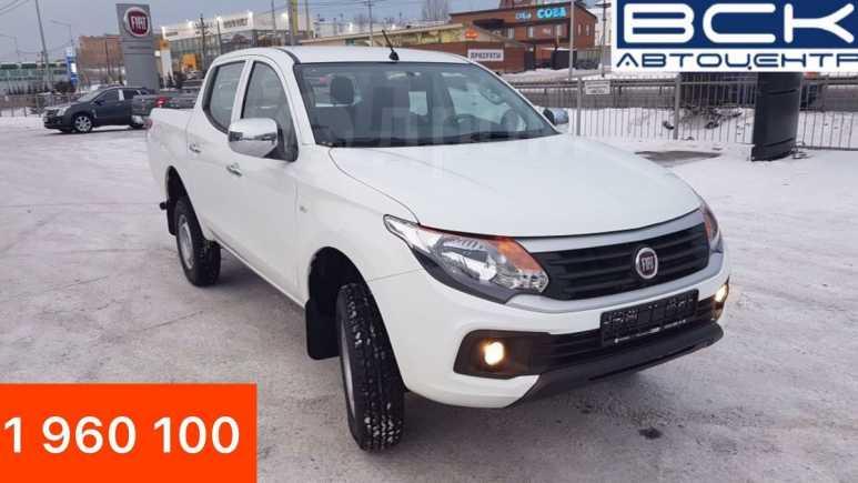Fiat Fullback, 2018 год, 1 960 100 руб.
