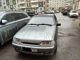 Красноярск 2114 Самара 2011