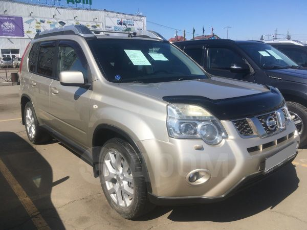 Nissan X-Trail, 2012 год, 830 000 руб.