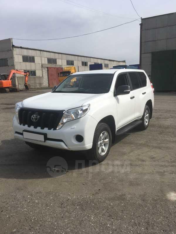 Toyota Land Cruiser Prado, 2017 год, 2 000 000 руб.