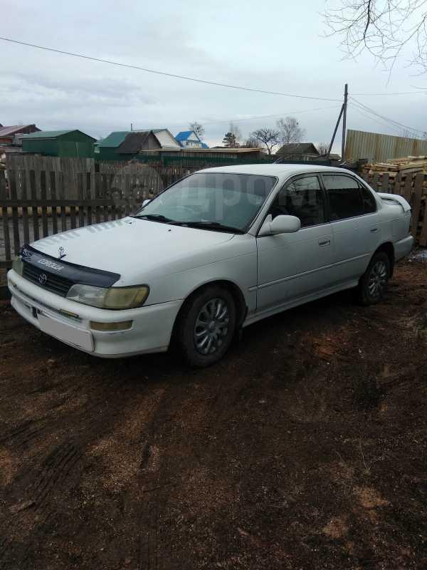 Toyota Corolla, 1991 год, 100 000 руб.