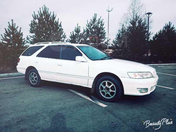 Toyota Mark II Wagon Qualis, 2001 год, 240 000 руб.