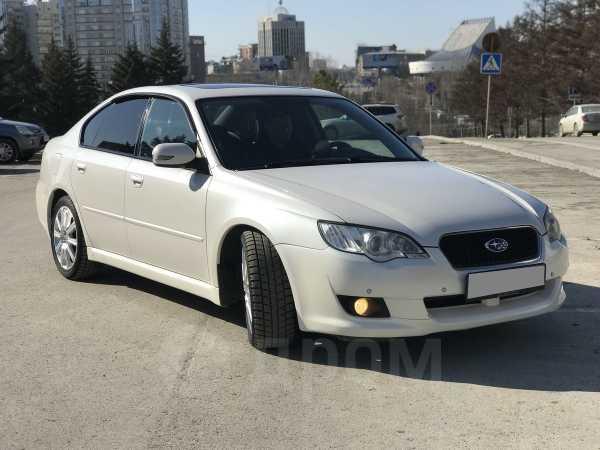 Subaru Legacy, 2008 год, 619 000 руб.