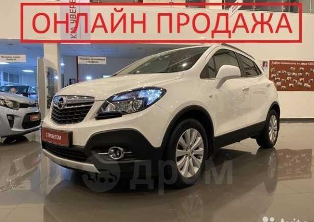 Opel Mokka, 2013 год, 699 900 руб.