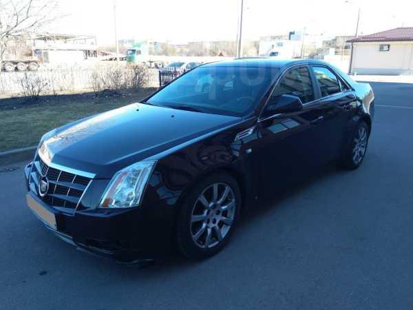 Cadillac CTS, 2009 год, 680 000 руб.