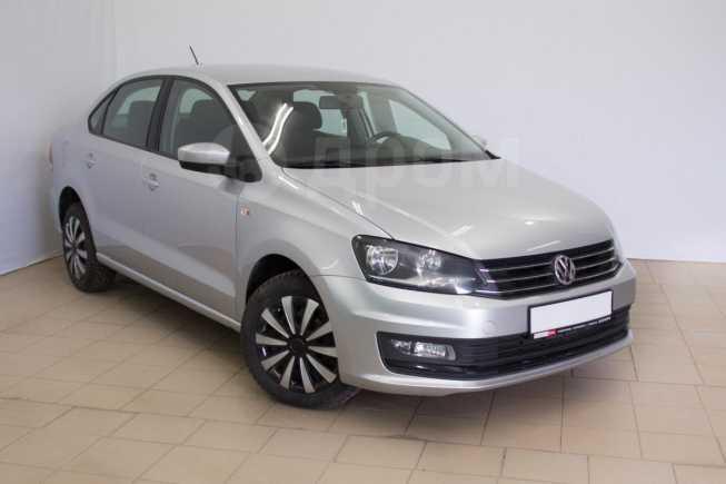 Volkswagen Polo, 2017 год, 658 990 руб.