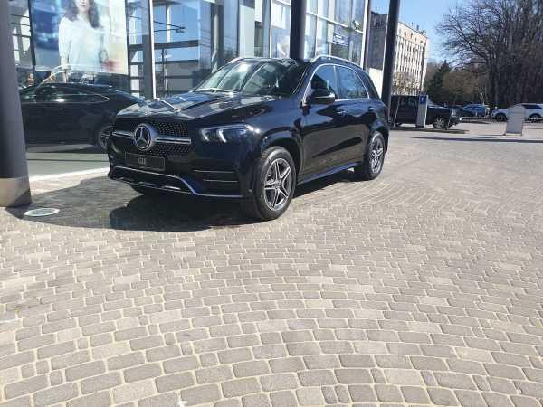 Mercedes-Benz GLE, 2020 год, 6 180 000 руб.