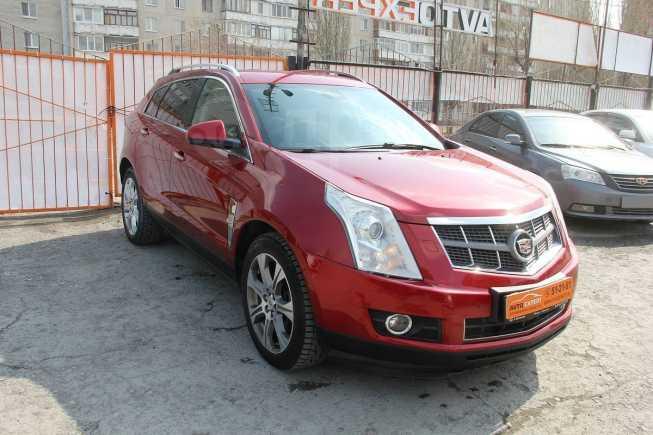 Cadillac SRX, 2012 год, 949 998 руб.