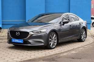 Ярославль Mazda6 2018