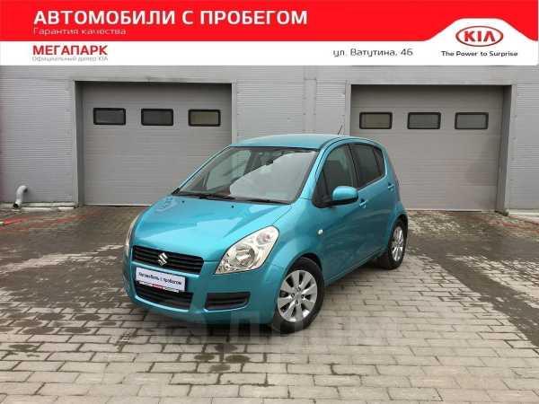 Suzuki Splash, 2009 год, 295 000 руб.