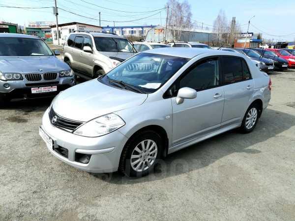 Nissan Tiida, 2012 год, 419 000 руб.