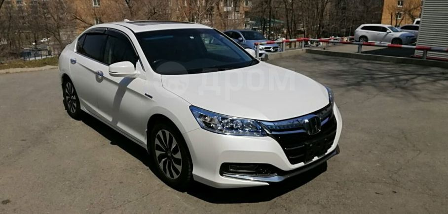 Honda Accord, 2015 год, 1 280 000 руб.