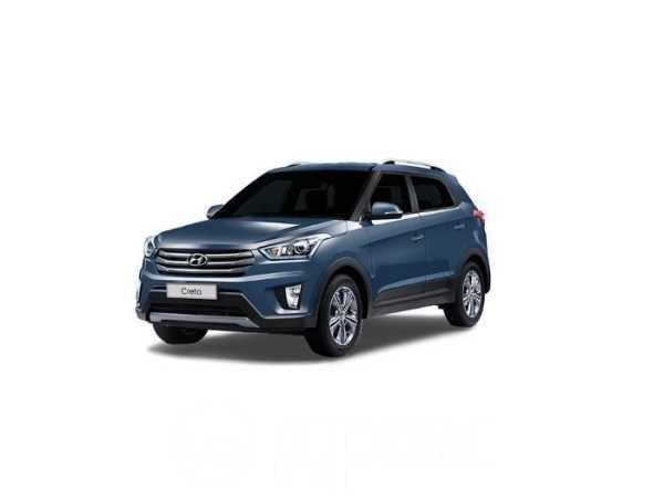 Hyundai Creta, 2020 год, 1 236 000 руб.