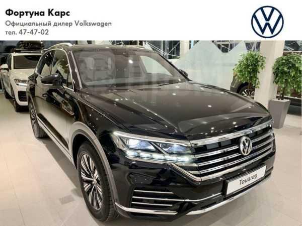 Volkswagen Touareg, 2020 год, 4 698 500 руб.