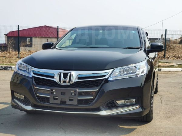 Honda Accord, 2015 год, 1 190 000 руб.