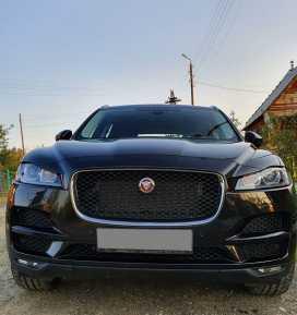 Удачный Jaguar F-Pace 2019