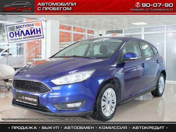 Ford Focus, 2017 год, 729 999 руб.