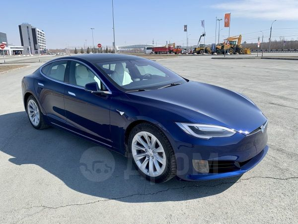 Tesla Model S, 2017 год, 5 499 000 руб.