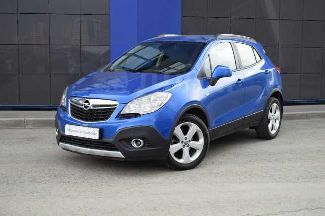 Opel Mokka, 2013 год, 685 000 руб.