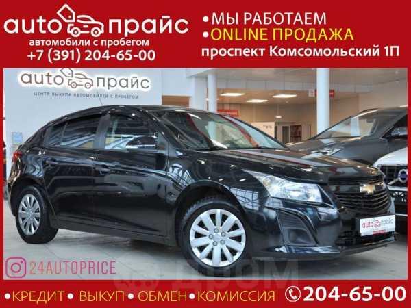 Chevrolet Cruze, 2013 год, 498 000 руб.