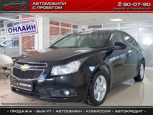 Chevrolet Cruze, 2012 год, 409 999 руб.