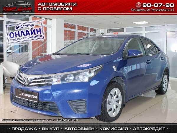 Toyota Corolla, 2013 год, 749 999 руб.