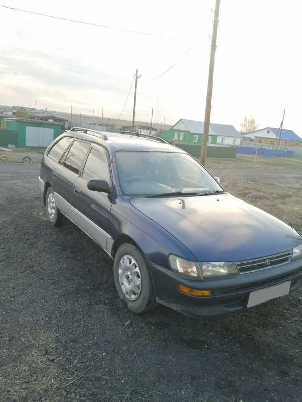 Toyota Sprinter, 1997 год, 125 000 руб.