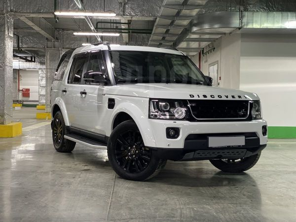 Land Rover Discovery, 2014 год, 2 450 000 руб.