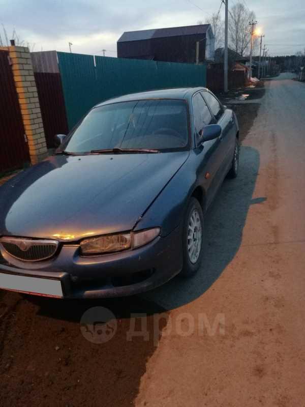 Mazda Xedos 6, 1992 год, 77 000 руб.